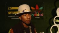 INTERVIEW Pharrell Williams on what we are celebrating why he wanted to collaborate with adidas talks about the message of equality behind the...
