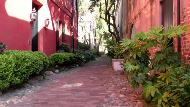 Philadelphia Alley - Charleston, South Carolina