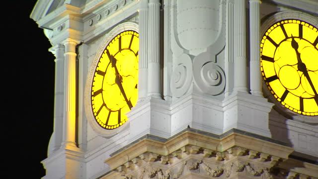 Philadelphia Clock Tower (1080/24P)