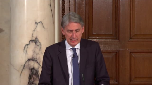 Philip Hammond saying there is great potential in the UK economy and boosting productivity will improve wage growth