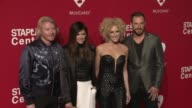 Philip Sweet Kimberly Schlapman Karen Fairchild and Jimi Westbrook of Little Big Town at the 2016 MusiCares Person of The Year Honoring Lionel Richie...