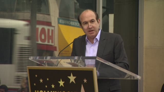 Philippe Dauman at Sumner Redstone Honored With Star On The Hollywood Walk Of Fame Sumner Redstone Honored With Star On The Hollywood Walk Of Fame at...