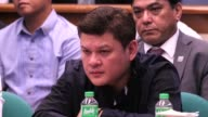 Philippine President Rodrigo Duterte's son and son in law deny allegations that they belonged to a drug trafficking gang with the explosive claims...