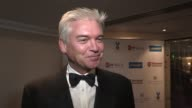 Phillip Schofield on olympics Mo paralympics sporting investment INTERVIEW Phillip Schofield at Grosvenor House on September 01 2012 in London England