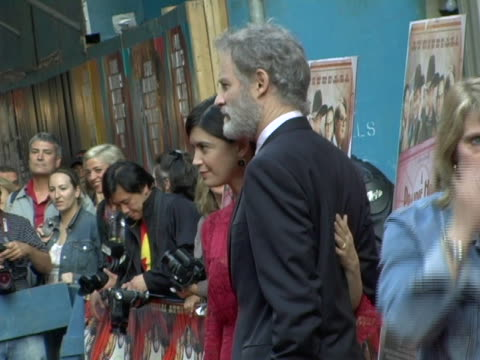 Phoebe Cates and Kevin Kline at the New York Premiere of A Prairie Home Companion at DGA Theater in New York City New York