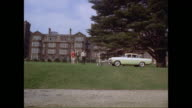 1961 - Photo shoot at large country house grounds
