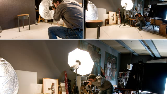 Photographer Collage