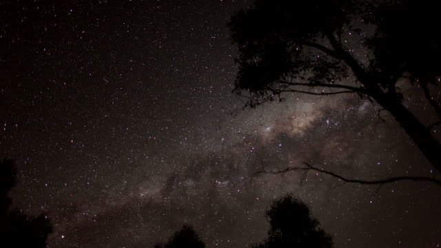 Photographic Timelapse of the Night Sky