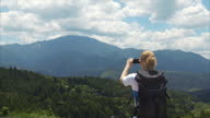 Photographing Central Alps in Japan