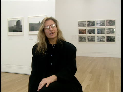Annie Leibovitz interview Annie Leibovitz interview continued