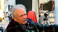 Photography David Bailey interview on charity project for Help For Heroes David Bailey interview SOT [On summing people up by looking] The moment...