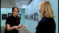 William Burroughs Andy Warhol and David Lynch photography exhibitions Karen McQuaid interview SOT