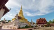 Phra That Chae Haeng Temple, Nan province, Thailand