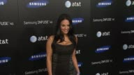 Pia Toscano at the Samsung Infuse 4G For ATT Launch Event Featuring Nicki Minaj at Los Angeles CA