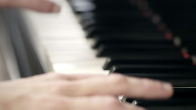 Pianista composizione musicale