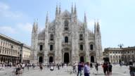 Piazza del Duomo in Milan