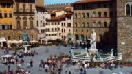 T/L ZO WS Piazza della Signoria, Florence, Tuscany, Italy