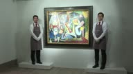 Picasso masterpiece Les Femmes d'Alger goes on show for the first time in Hong Kong ahead of an auction where it is tipped to smash the world record...
