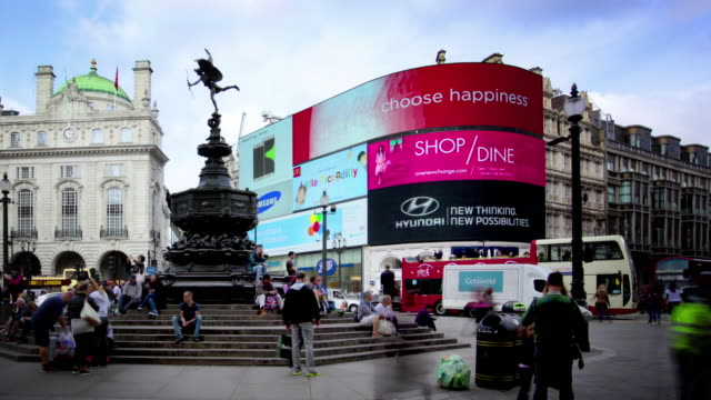 Piccadilly Circus-Londen