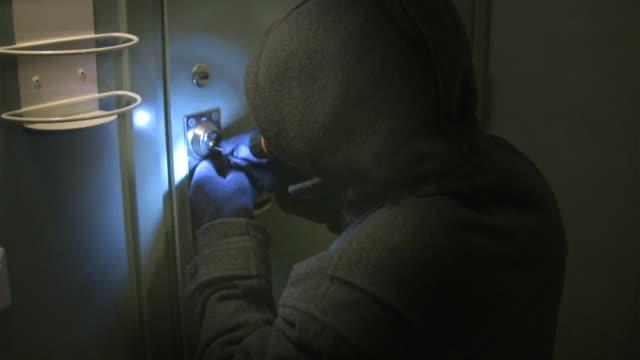 Picking A Lock
