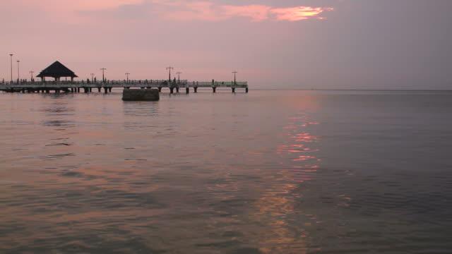 Pier und das Meer