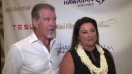 INTERVIEW Pierce Brosnan at the 2017 Maui Film Festival Day 3 on June 23 2017 in Wailea Hawaii
