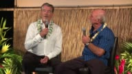 INTERVIEW Pierce Brosnan award ceremony at the 2017 Maui Film Festival Day 3 on June 23 2017 in Wailea Hawaii
