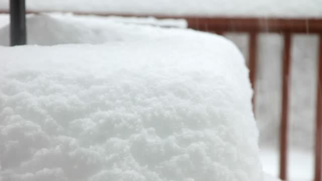 Pile of snow - HD 30P