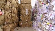 PAN Piles Of Paper Waste