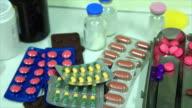 Pill medicine.
