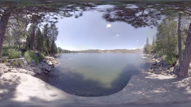 Pinecrest Lake California