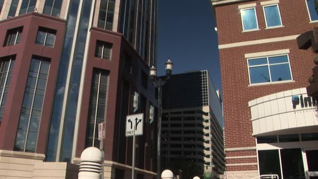 MS, TU, LA, Pinnacle and AT&T buildings, Nashville, Tennessee, USA