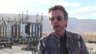 Pioneering electronic musician JeanMichel Jarre has said he wants to use an allnight concert at the Dead Sea to highlight what he sees as the anti...