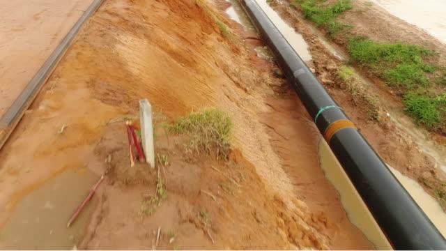 Pipeline aerial