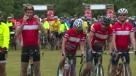 Pippa Middleton at London To Brighton bike ride start line on 21st June 2015 in London England