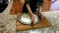 Pizza Timelapse