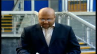 Three more appear in court ENGLAND London EXT Khalid Elahi statement SOT Elahi has been questioned continuously / Subject to strip searches on a...