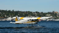 vliegtuig uit Seattle South Lake Union