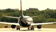 Plane Taxiing