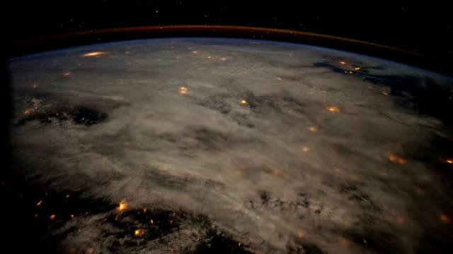 Planet Earth, Our Home, seen from International Space Station