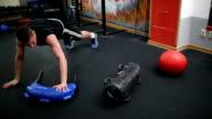 Plank-Training