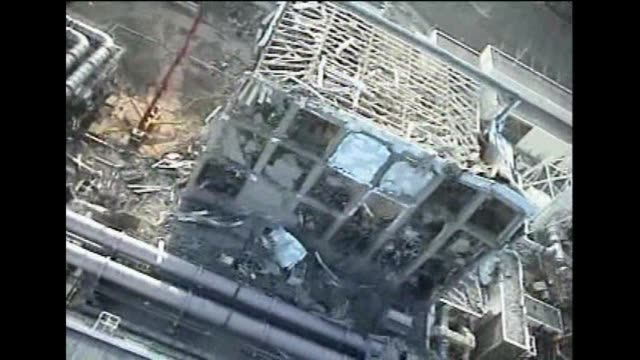 Plant operator Tokyo Electric Power on Monday released new video footage filmed on April 10 of the Fukushima No1 nuclear plant number 3 and 4...
