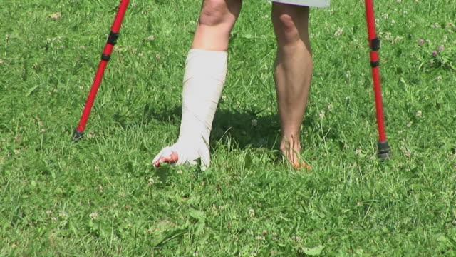 HD: Plastered Leg