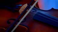 Spielen Violine