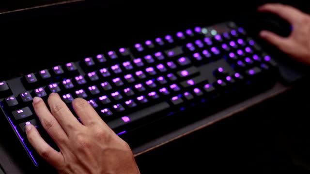 Spielen computer-Spielen