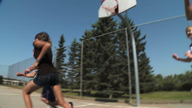 HD: Playing Basketball