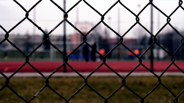 Playing field Tagesdecke Zaun