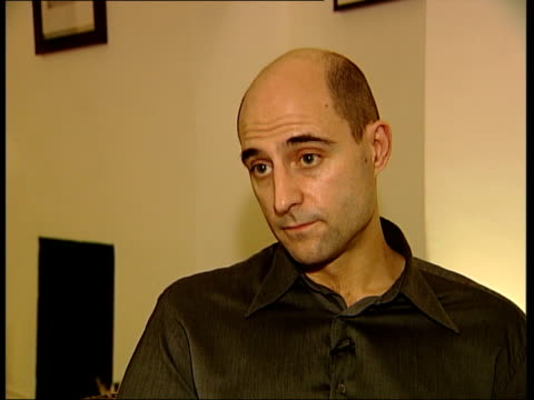 Playwright and author Arthur Miller dies Mark Strong interview SOT I think he felt very welcome here/ He felt we appreciated what he had to say