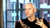 Playwright Martin McDonagh interview Martin McDonagh interview continued SOT