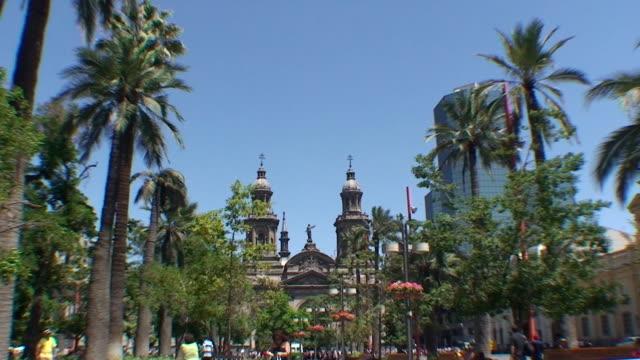 Plaza de Armas - Santiago, Chile